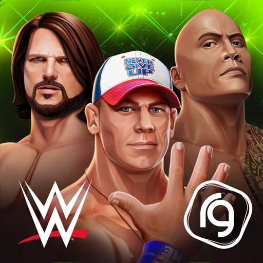WWE Mayhem app for ipad