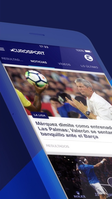 download Eurosport apps 4