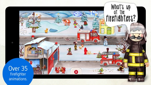 Tiny Firefighters Screenshots