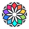 나를 위한 컬러링 북 앱 아이콘 이미지