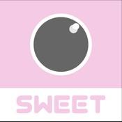 SweetCamera ピンク加工できるカメラ