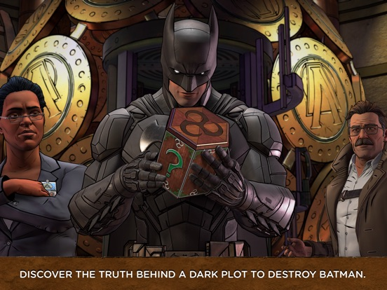 Screenshot 4 Batman: The Enemy Within