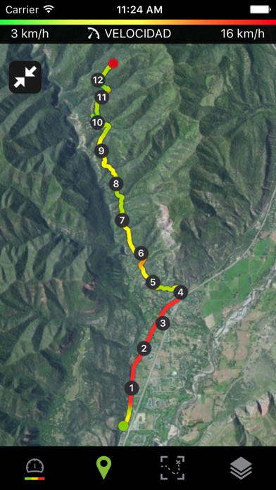download Runtastic Mountain Bike: Bici apps 4
