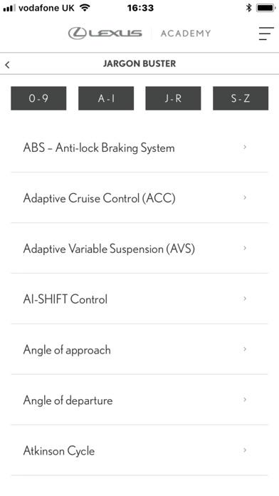 Lexus Academy EuropeСкриншоты 5