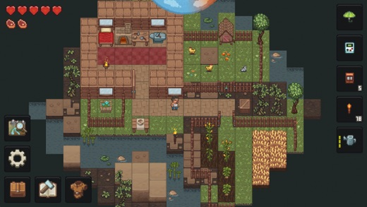 PixelTerra Screenshots