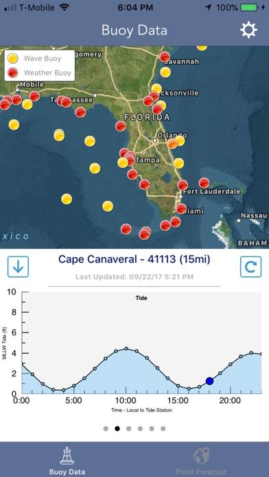 download NOAA Marine Weather Forecast apps 1