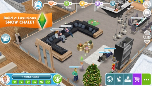The Sims™ FreePlay - AppAddict