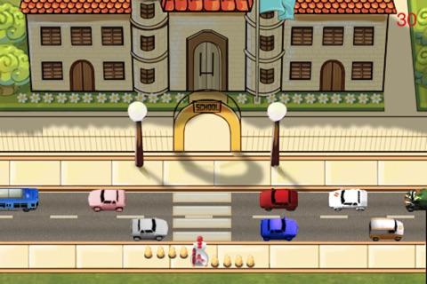 Chicken Cross Road screenshot 1