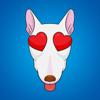 MyBTMoji- Bull Terrier EMoji Keyboard