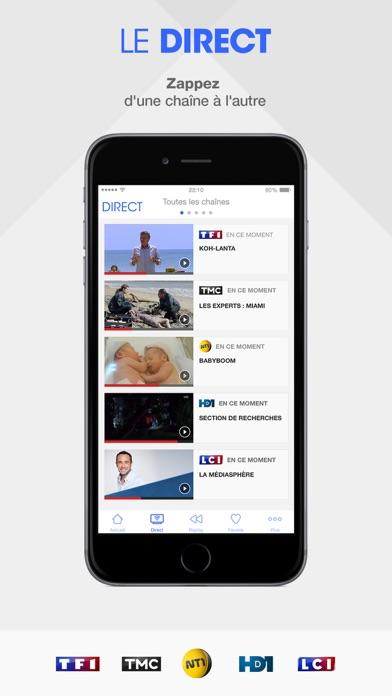 download MYTF1 : TV en direct et Replay apps 3