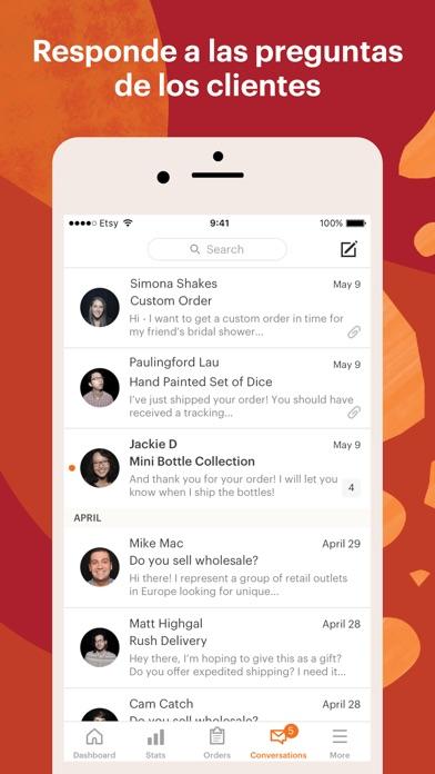 download Vender en Etsy apps 0