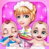 Neugeborene Babysitter - Babypflege Spiele