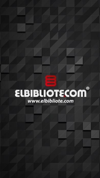 Elbibliote.com screenshot 1