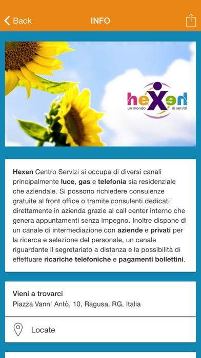 Screenshot of Hexen Service2