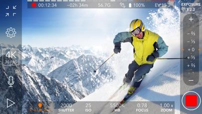 Screenshot for ProMovie Recorder + in Peru App Store