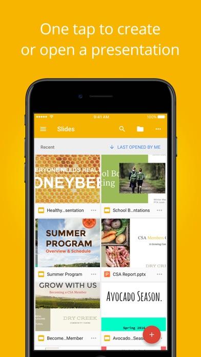 download Google Slides apps 3