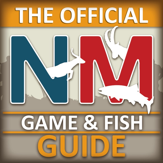 Nm outdoor pocket ranger guide on the app store for Nm department of game and fish