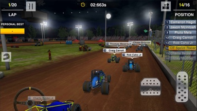 Dirt Trackin Sprint Cars screenshot 4