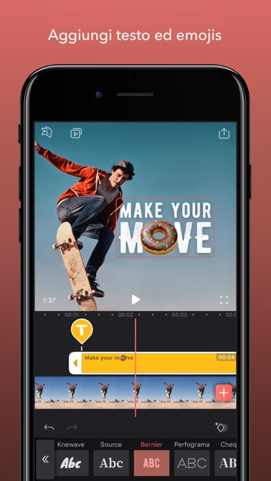 Enlight Videoleap Screenshot
