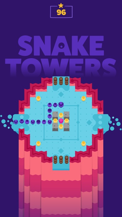 Screenshot #7 for Snake Towers