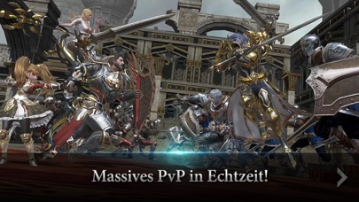 Lineage 2: Revolution iOS Screenshots