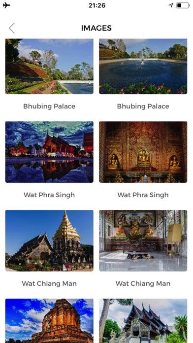 Chiang Mai Guide de VoyageCapture d'écran de 3
