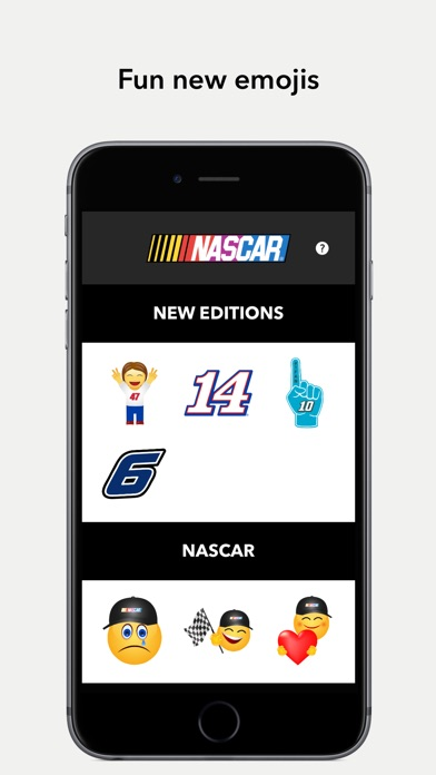 Nascar emoji garage app download android apk for Garage design app