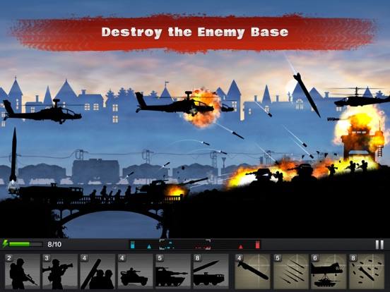 Black Operations 2 - Action-packed Strategy game comes to multi touch Image