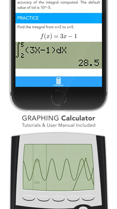 Graphing Calculator Plus screenshot 1