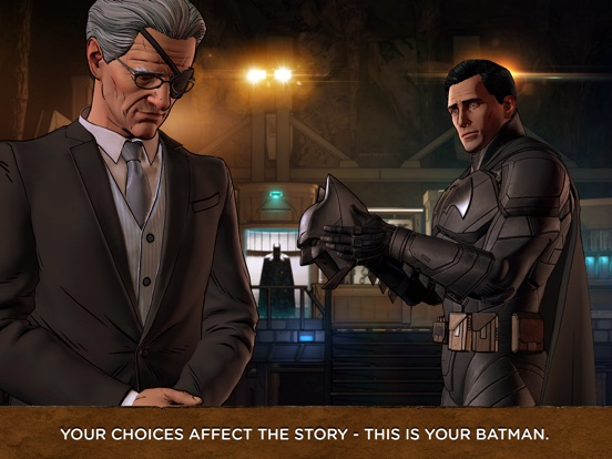 Batman: The Enemy Within Screenshots