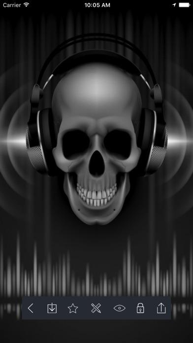 HD Skull Wallpapers App Download