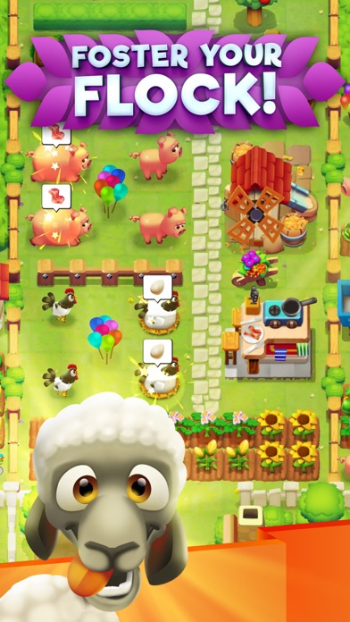 Image of Farm On! - Raise crops & build for iPhone