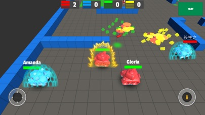 Tank.io Battle