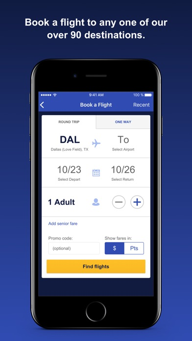 Need a Lyft ride? We've partnered with rideshare company Lyft to give Customers a better day-of-travel experience within the Southwest app. Book your ride through the SWA app up to four hours prior to your flight and make the trip to the airport a breeze.