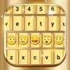 Темы клавиатура эмодзи золото