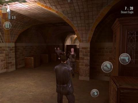 Max Payne Mobile Скриншоты8