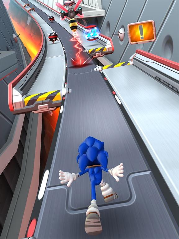 Screenshot #3 for Sonic Dash 2: Sonic Boom