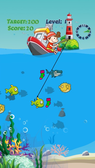 Shark fish catch fishing game app download android apk for Fishing tournament app