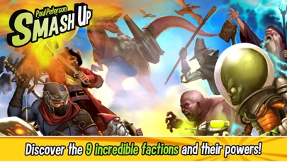 Smash Up - The Card Game Screenshot
