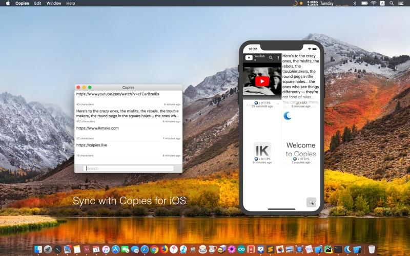 Copies 2 Screenshot