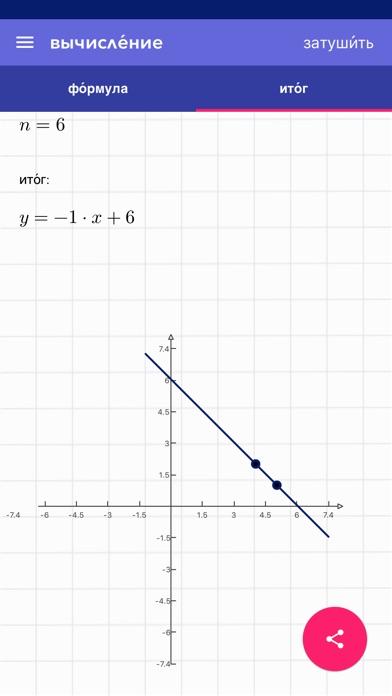 Решить Линейное УравнениеСкриншоты 3