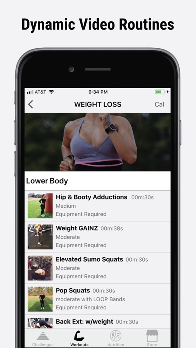 BODIED - Health & Fitness screenshot 3