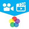 ビデオ2カメラロール -ホームビデオ動画を...