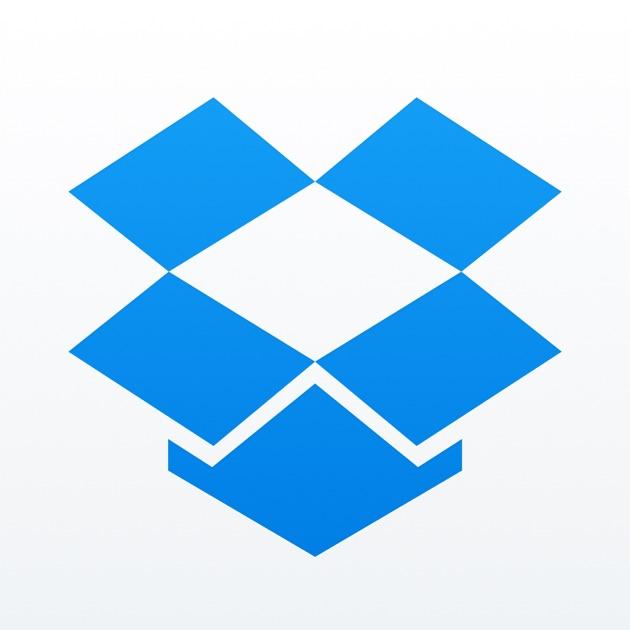 Dropbox on the App Store