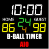 Basketball Timer AIO
