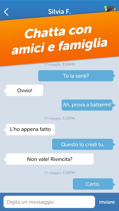 Screenshot of Parole tra amici4
