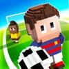 Blocky Soccer — Endless Arcade Runner