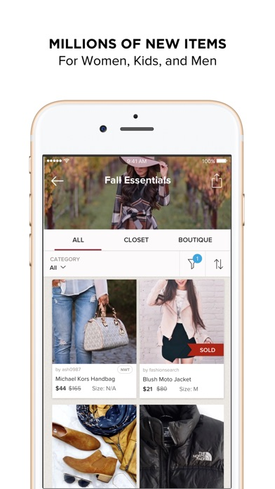download Poshmark apps 4