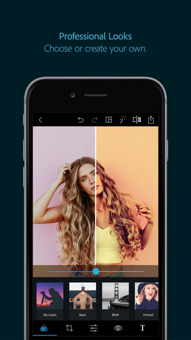 download Adobe Photoshop Express apps 1