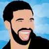 Drake Sticker Pack - 6ix God